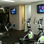 X-trainers-Concept 2 Rower and 42inch Tv's